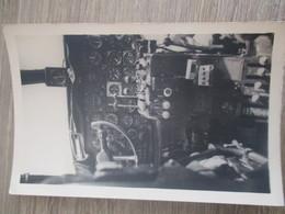 PHOTO FORMAT CARTE PHOTO AVIATEUR AVIATION AVION - 1939-1945: 2ème Guerre