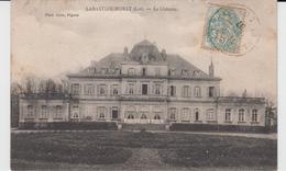 LOT  - LABASTIDE MURAT - Le Château - Frankrijk