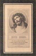 DP. BARBARA BULCKAERT ° ISEGHEM 1832 - + RUMBEKE 1909 - Religion & Esotérisme