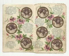 Jesus Holy Card - Santini