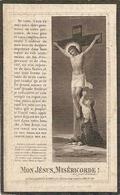 DP. SOEUR MARIE ALBRECHT (ELISABETH DISPERSYN) ° OSTENDE 1887 - + RENAIX 1923 - Religion & Esotérisme