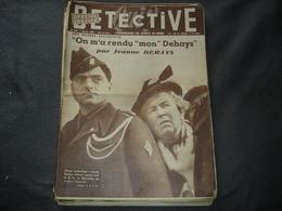 Détective N° 449 - Informations Générales