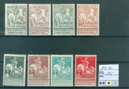 84-91 X - 1894-1896 Exhibitions