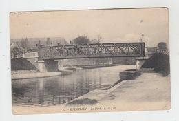 59 - BOUCHAIN / LE PONT SUR L'ESCAUT - Bouchain