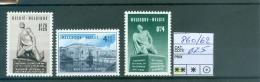 860-862  Xx - Belgique