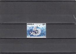 Angola Nº 1617 - Angola