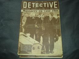 Détective N° 482 - Informations Générales