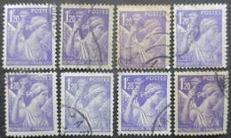 FRANCE N°651 X 6 Oblitéré - Timbres