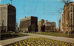 DETROIT      GRAND CIRCUS PARK - Detroit