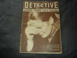 Détective N° 452 - Informations Générales
