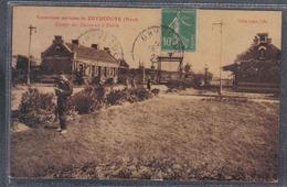 Carte Postale 59. Zuydcoote  Trés Beau Plan - Autres Communes
