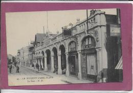 62.- LE TOUQUET PARIS-PLAGE .- La Gare - Le Touquet