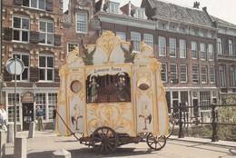 Postcard Street Organ The Golden Limonaire  [ Musical Instrument Interest ]  My Ref  B22435 - Music And Musicians