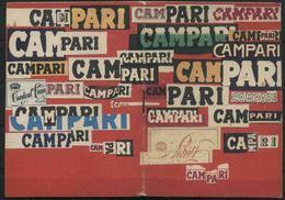 1965 Calendarietto Campari,copertina  Di Bruno Munari Nuovo Ottime Condizioni - Calendars