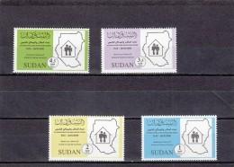 Sudan Nº 579 Al 582 - Sudan (1954-...)