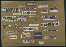 1966 Calendarietto Campari, Copertina  Di Bruno Munari Nuovo Ottime Condizioni - Calendars