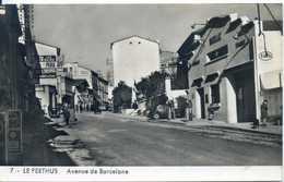 (66) LE PERTHUS  Avenue De Barcelone - Francia