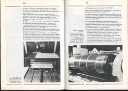 Tout Sur La Fabrication Des Timbres-poste - Belgien