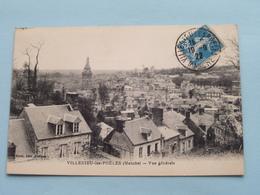 Villedieu-les-Moeles - Vue Générale ( Sorel ) Anno 1922 ( Voir Photo ) ! - Villedieu