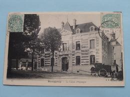 La Caisse D'Epargne ( B.F. Paris - 25 ) Anno 1908 ( Voir Photo ) ! - Beaugency