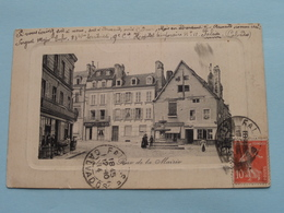 Rue De La Mairie ( G. Burel ) Anno 1914 ( Voir Photo ) ! - Falaise