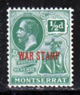 Montserrat 1917 Yvert 53 ** TB - Montserrat