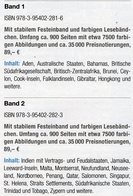 Großbritannien Kolonien A-Z MlCHEL 2018 Neu 149€ Britische Gebiete Stamps Catalogue Of Old UK ISBN978-3-95402-241-0 - United Kingdom