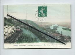 CPA Abîmée - Série A6 - Collection De La Cie Des Tramway De Bonsecours - Les Iles Et La Vallée De La Seine - Bonsecours