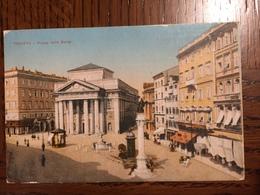 Trieste - Piazza Della Borsa - VI Prestito Nazionale - Credito Romagnolo - Trieste