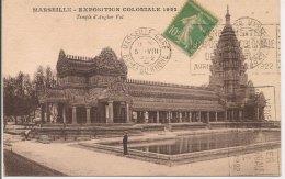 L15G_05 - Marseille - Exposition Coloniale 1922 - Temple D'Angkor Vat - Kolonialausstellungen 1906 - 1922