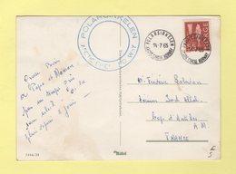 Polarsirkelen - Cercle Polaire - Artic - 1965 - Pour La France - Brieven En Documenten
