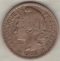 CAMEROUN Territoire Sous Mandat De La France. 1 Franc 1926 - Cameroon