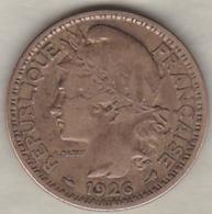 CAMEROUN Territoire Sous Mandat De La France. 1 Franc 1926 - Cameroun