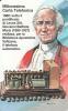 VATICAN - Milionesima Carta Telefonica(46), Tirage 24900, Exp.date 01/05/00, Mint - Vatican