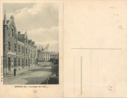 D- [511230] Carte-France  - (78) Yvelines, Barvaux, Le Bureau Des Postes,Poste & Facteurs - Autres Communes