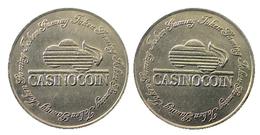 02781 GETTONE TOKEN JETON GAMING CASINO COIN - Casino