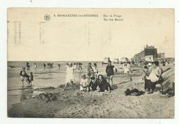 Mariakerke-Bains (Oostende)  *   Sur La Plage - On The Beach - Oostende