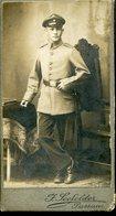 GERMANY  PASSAU  CCA 1900 CDV PHOTO SOLDIER - Photos