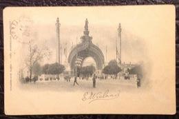 CP. 2846. Exposition Universelle De 1900. Porte Monumentale - Expositions