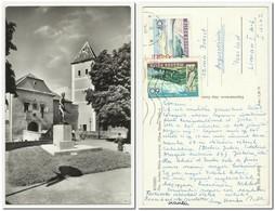 Hungary Koszeg Monument , Stamps Balaton 1968 - Hungary