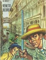 VENETIË BEDREIGD - JO BRIELS - VAN IN BELFORTREEKS 1970 - Books, Magazines, Comics