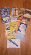 Soyez Les Bienvenus En Grèce Pochette Agence HERMES 1959 - Dépliants Touristiques
