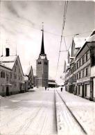 Teufen (App.) - Dorfstrasse * 14. 1. 1960 - AR Appenzell Outer-Rhodes