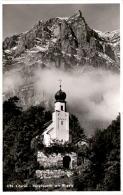 Glarus - Burgkapelle Mit Wiggis (1784) * 19. 5. 1954 - GL Glarus