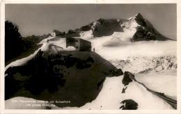 Planurahütte Mit Scheerhorn Und Grosse Windgälle (1285) * 7. 9. 1932 - GL Glarus