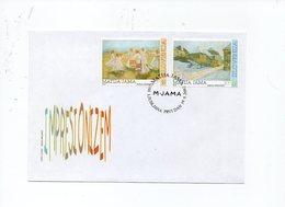 FDC - M. Jama - 2002 - Eslovenia