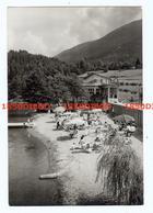 SERRAIA DI PINE' - LIDO F/GRANDE  VIAGGIATA 1956 ANIMATA - Trento