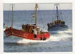 CP 10*15-T1241-PAYS BIGOUDEN BATEAUX DE PECHE DU GUILVINEC 1992 - Guilvinec
