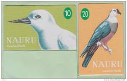 Nauru - 1999 First Issue Set (2) - NAU-2/3 - Specimens - Nauru