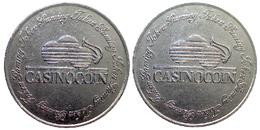 03611 GETTONE TOKEN JETON GAMING CASINO COIN - Casino